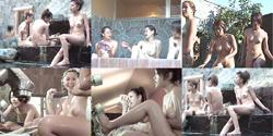 ギャル友全員でお風呂!Vol.3