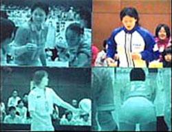 必撮スポーツ赤外線 透撮バレーボール3