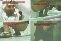 M氏の女子トイレ盗撮R1
