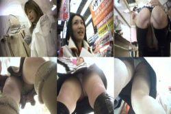 家電イベント&デパガ美女店員ストッキング股間伝説5